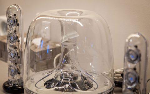 Herman kardon SoundSticks Wireless システム